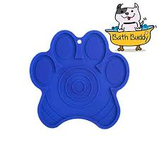 dog bath cinsey licks for dogs washing distraction bath device makes bath time easy enjoyable bathing grooming dog training bule