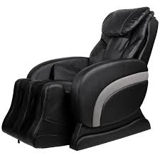 vidaXL <b>Electric Artificial</b> Leather Recliner Massage Chair <b>Black</b> | Wish