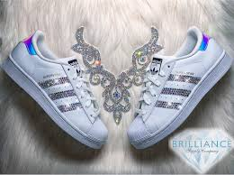 adidas shoes for girls superstar. adidas superstar womens/girls shoes white by brilliancesupplyco for girls s