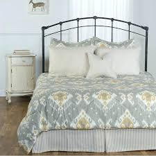 ikat bedding astounding bedding set duvet cover with bed skirt and bed pillows plus headboard and