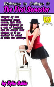 wele to college ii the first semester forced feminization female