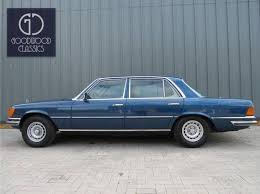 It is a high specification model with climate control. For Sale Mercedes Benz 450sel 6 9 1979 Classic Cars Hq