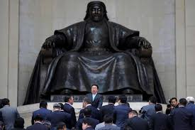 you could be a descendant of genghis khan the financial express millions of modern asian men have descended from 11 powerful dynastic leaders who lived up to 4 000 years ago including n warlord genghis khan