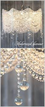 diy chandelier crystal chandelier