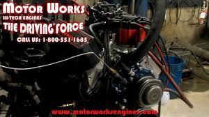 ford 331 stroker 1972 bronco high performance engine dyno test