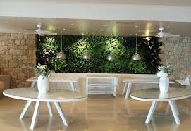 sani club vertical garden