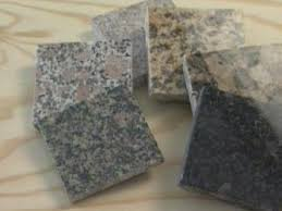 granite comes in a myriad styles and choices