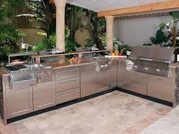 Outdoor Kitchen Countertop Optimizing An Outdoor Kitchen Layout Hgtv