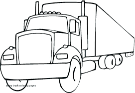 Construction Truck Coloring Pages Construction Truck Coloring Pages