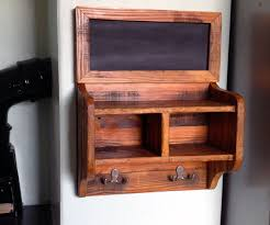 palet furniture. pallet wood coat rack with cubbyholes and chalkboard palet furniture i