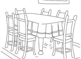 dining room table clipart black and white. Stunning 50 Dining Room Table Clipart Black And White Inspiration S