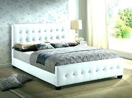 White Tufted Headboard Queen Full Size Bed King Be – myfifa