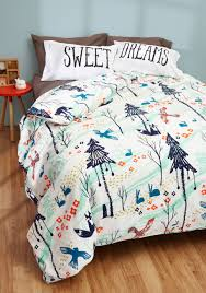 woods you tuck me in duvet cover in fullqueen embrace your love