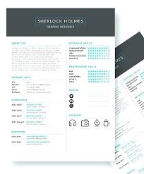 Free Resume Templates Mac Fascinating Free Creative Resume Templates For Mac Modern Template Clean Cv
