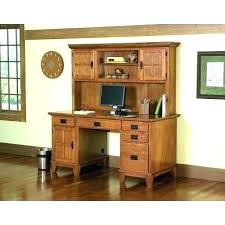 office desk with hutch storage. Narrow Computer Desk With Hutch Storage Above Set Double Pedestal Home Office Desks R