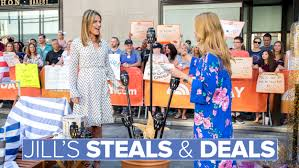 steals and deals summer books portable speaker water bottles rh today today show jill s steals and deals november 2018 today show jill s deals and