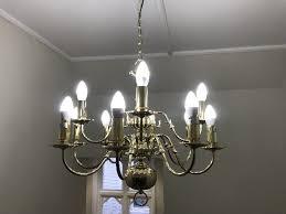 view larger image chandelier installation in stevenage