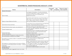 Tender Document Template 24 example of tender document quote templates 1