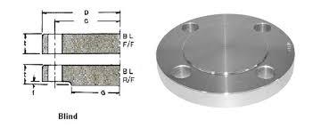 Blind Flange Manufacturers In India Blind Flange Asme B16 5