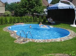 Backyard Swimming Pool Design Cute Curtain Concept By Backyard Swimming Pool  Design Gallery