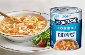 Progresso Light Chicken Noodle Soup Calories Products Canned Soup Broth Bread Crumbs Beans Progresso