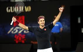 Federer Battles Past Millman To Make Last 16 in Melbourne ...
