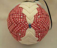 Quilted Christmas Ornament Pattern PDF Tutorial - Folded Christmas ... & 4
