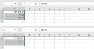 Currency Vs Accounting Format In Excel Easy Excel Tutorial