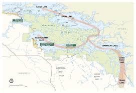 Lake Navigation Voyageurs National Park U S National