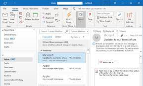 automatically forward email in outlook 2019