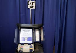 the volunteering decision what prompts it what sustains it a voting booth is seen at a polling station during early voting in chicago