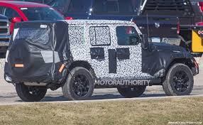2018 jeep order. perfect jeep 2018 jeep wrangler unlimited spy shots on jeep order