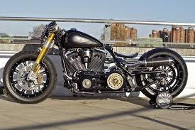 fatboy bobbed kustom motorcycles pinterest bobbers choppers