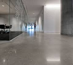 Myer head office polished concrete flooring | office & retail stores design  | Pinterest | Polished concrete flooring, Polished concrete and Concrete
