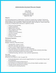 Free Sample Entry Level Medical Administrative Assistant Resume