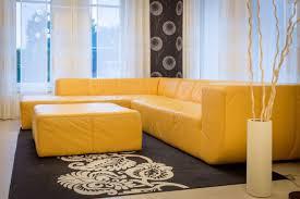 Sofa Wohnlandschaft Sitzgarnitur Leder