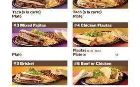 taco cabana breakfast menu nutrition photoenu
