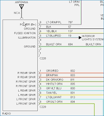 2001 ford radio wiring harness detailed schematics diagram Painless Wiring at Wiring Harness Ford Contour 1998 Buy
