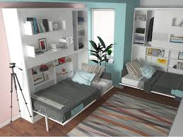10 parete twin wall bed system