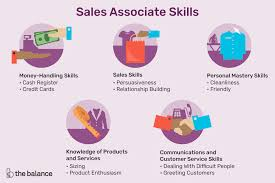 Skills A Sales Associate Should Have Important Sales Associate Skills List For Resumes
