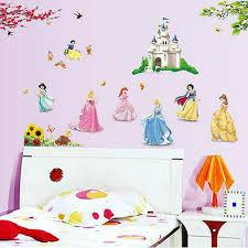 disney fairy princess wall stickers