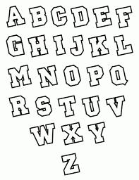 Cool Letters Stencils Letter Fancy Omfar Mcpgroup Co