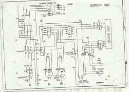 electrical wiring diagrams for air conditioning systems part two Wiring Diagram For Refrigeration System refrigeration and air conditioning repair wiring diagram of throughout carrier split Bohn Refrigeration Wiring Diagrams