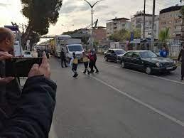 Nazilli'de 3 araç kaza yaptı, 1 kişi yaralı - Nazilli Haberleri | Nazilli  Adalet Gazetesi | Nazilli'nin güncel son dakika haberleri