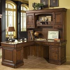 home office computer desk hutch. Ideal L Shaped Computer Desk With Hutch Designs Ideas And Decors Regard To Office 19 Home