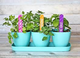garden labels. Free Printable Herb Garden Labels