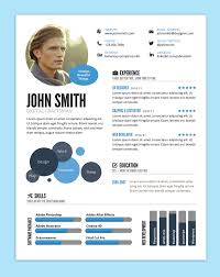 Graphic Resume Templates Inspiration 28 Creative Resume Design Tips With Template Examples