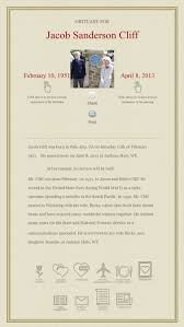 sample of obituary sharedsorrows com sample obituary help with funeral planning