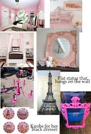 Paris Themed Girls Bedroom Girls Paris Decorations Room Home And Decoration Pinterest A