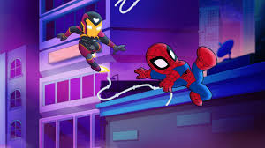 Click on the free spiderman colour page you would like to print, if you print them all you can make your own. Channel Your Inner Art Powers With Marvel Super Hero Adventures Coloring Pages Marvel